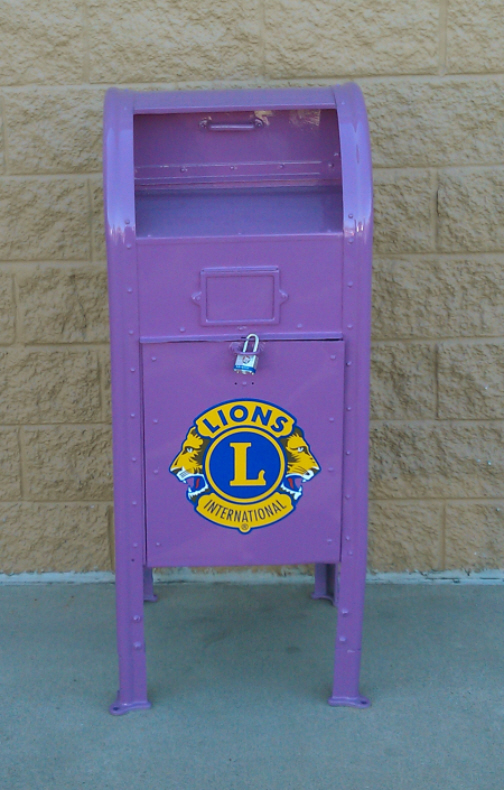 Elizabethton Collection Box
