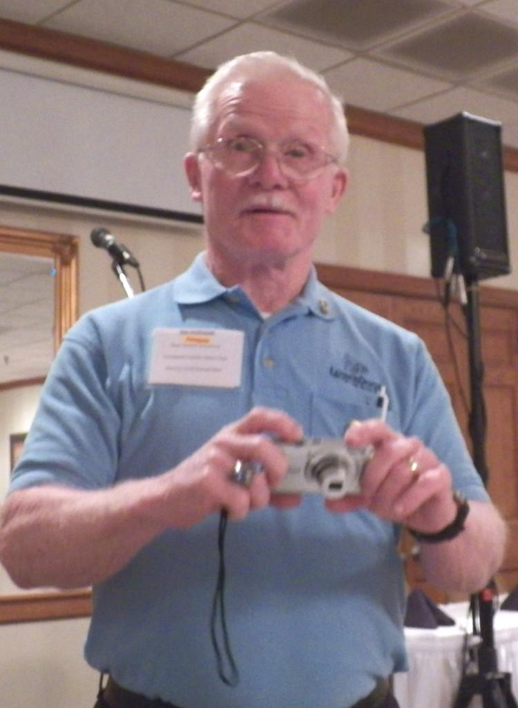 PDG Bill McDonald