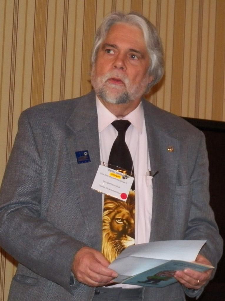 PDG Dave Crawford